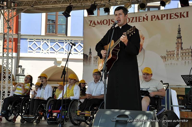 Zamojski Dzień Papieski – 12.06.2015