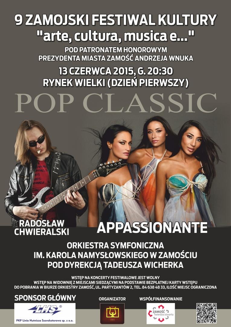 Plakat Pop Classic