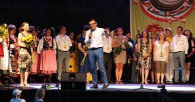 """""""EUROFOLK – Zamość 2015″ – FINAŁ"""