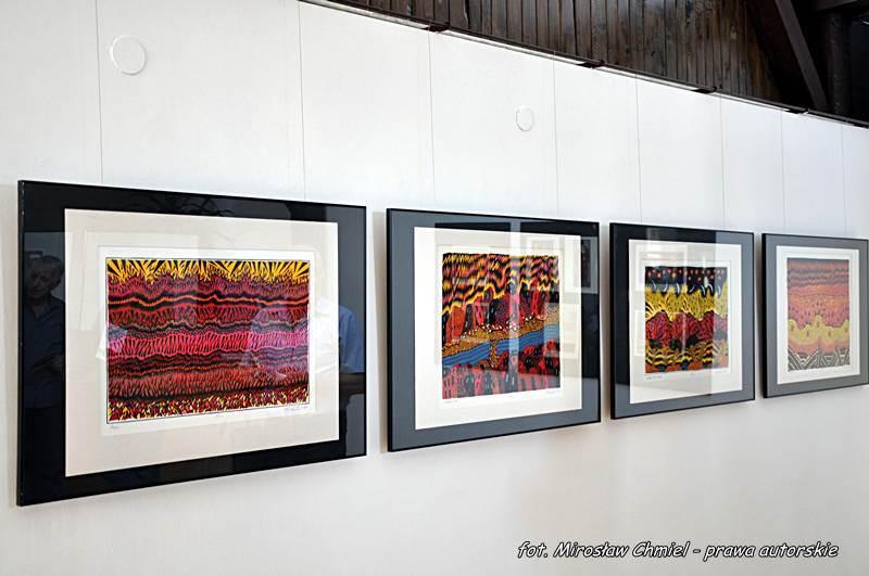 Alan Metnick – wystawa w BWA Galerii Zamojskiej