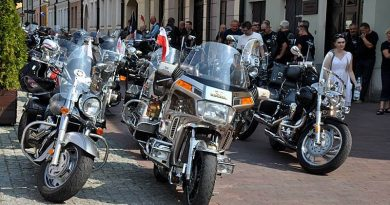 Motocykliści razem dla Patryka! – 15.08.2015