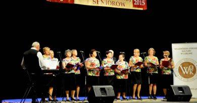 XVI Jesienny Przegląd Twórczości Artystycznej Seniorów