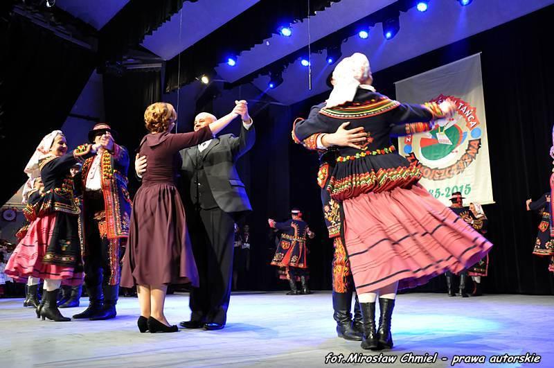 """Jubileusz 30-lecia Zespołu Pieśni i Tańca """"Zamojszczyzna"""""""