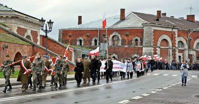 97. Rocznica Odzyskania Niepodległości – obchody w Zamościu