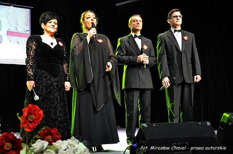"""""""W żołnierskiej pieśni"""" – koncert z okazji 97 rocznicy odzyskania niepodległości."""