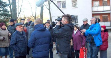 Telewizja Polska gościła na Boh.Monte Cassino 12