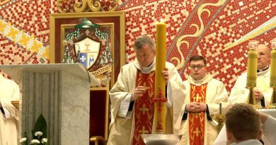 WIELKA SOBOTA – liturgia światła.