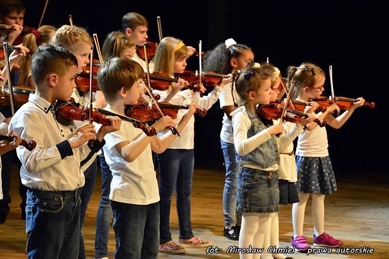 Koncert Młodych Zdolnych w ZDK