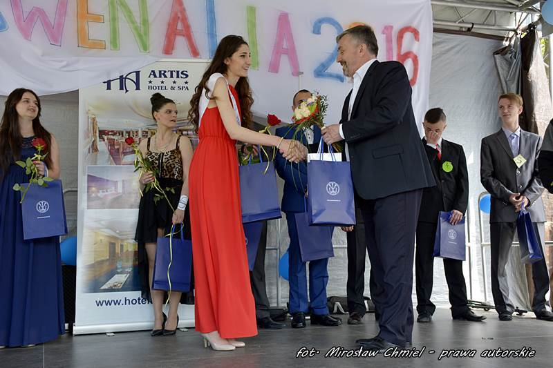 Wybory Miss i Mistera PWSZ w Zamościu.