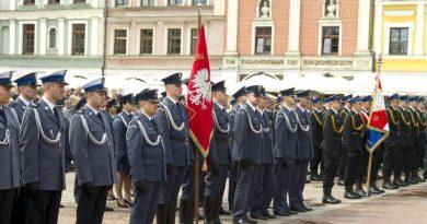 225 rocznica uchwalenia konstytucji 3 maja – uroczystości na Rynku Wielkim w Zamościu