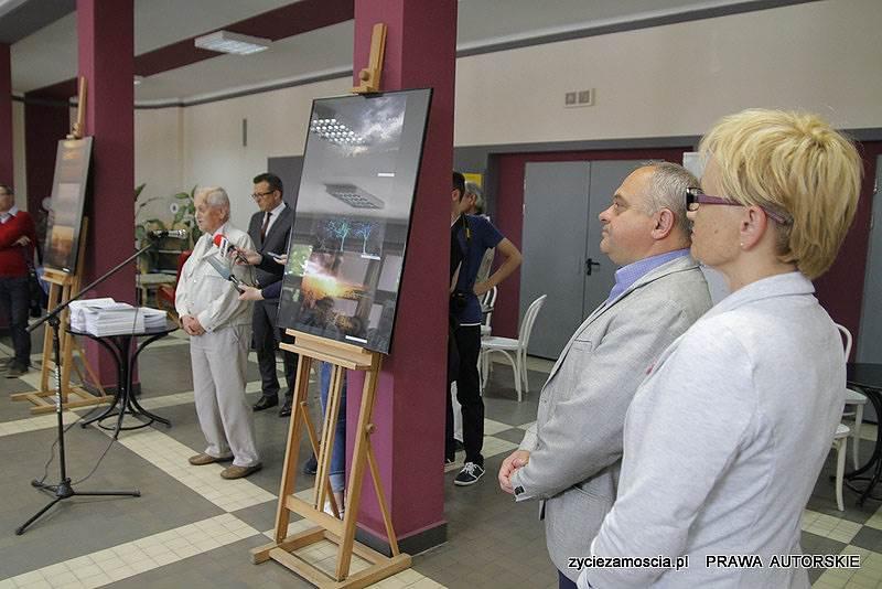 II Przegląd Fotografii Zamojskiej  – otwarcie wystawy