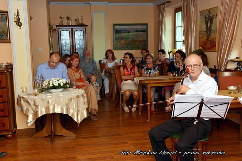 XI Letnie Spotkania Muzyczno – Poetyckie w Corner Pub