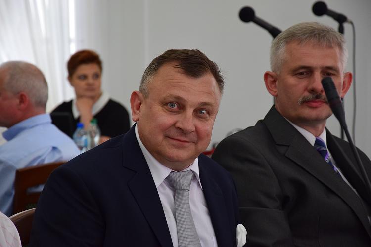 Radny Marek Pogódź, fot. UM Zamość