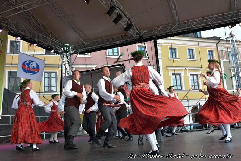 """XV Międzynarodowy Festiwal Folklorystyczny """"Eurofolk – Zamość 2016″"""
