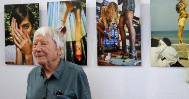 Tadeusz Rolke pt. Pohib  – wystawa w Ratuszu