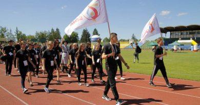Światowe Dni Młodzieży – Dzień Sportu , otwarcie zawodów