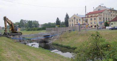 Przebudowa mostu na ul. Sienkiewicza