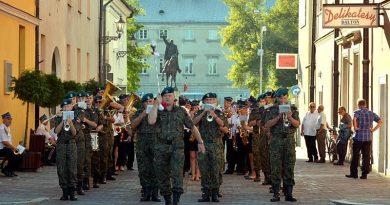 XI Przegląd Muzyki Wojskowej i Patriotycznej – Zamość 2016