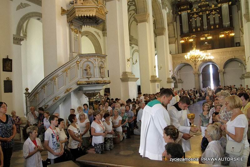 34 diecezjalna piesza pielgrzymka na Jasną Górę – Zamość