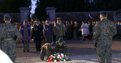 77 rocznica agresji Niemiec na Polskę