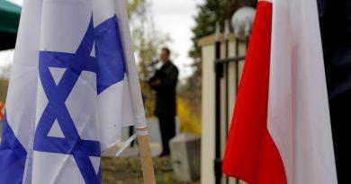 Odsłonięciem Lapidarium i Pomnika Pamięci Żydów Zamościa przy ulicy Prostej