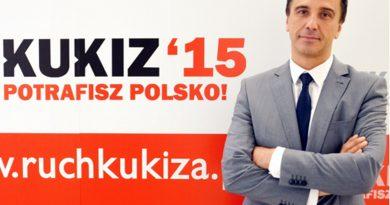 Jarosław Sachajko (Kukiz'15) – przeciw GMO