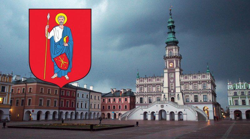 Spór o używanie herbu Miasta Zamość – rozstrzygnięty