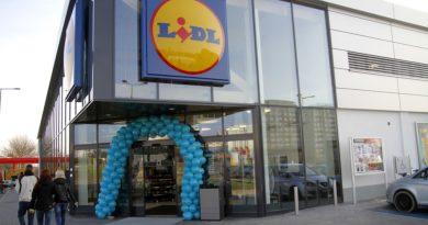 Otwarcie nowego sklepu Lidl w Zamościu