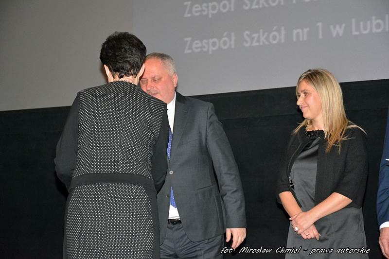 """Gala """"Lubelska Szkoła z Życiem"""""""