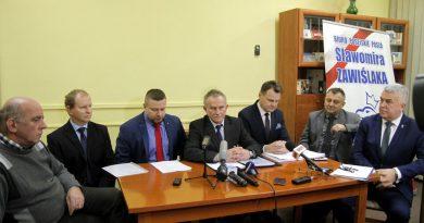 Analiza budżetu miasta Zamościa na 2017 r. przez Radnych PIS
