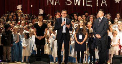 """""""Spraw gwiazdkę na Święta"""" – Koncert wychowanków MDK Zamość"""
