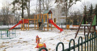 Nowy plac zabaw w Ogródku Jordanowskim