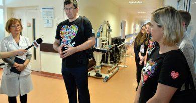 Sprzęt medyczny z 24 WOŚP dla Zamojskiego Szpitala Niepublicznego