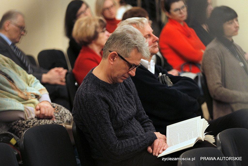 """""""Przeżyłem"""" – czytanie w Centrum """"Synagoga"""""""