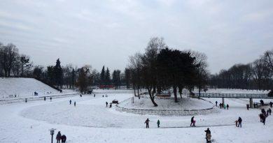 Będzie lodowisko w parku