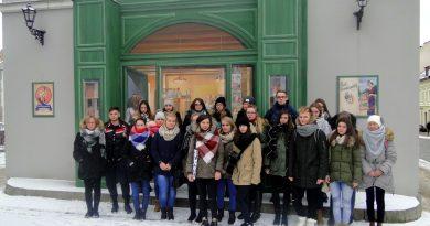 Uczniowie Ekonomika na stażach w Niemczech