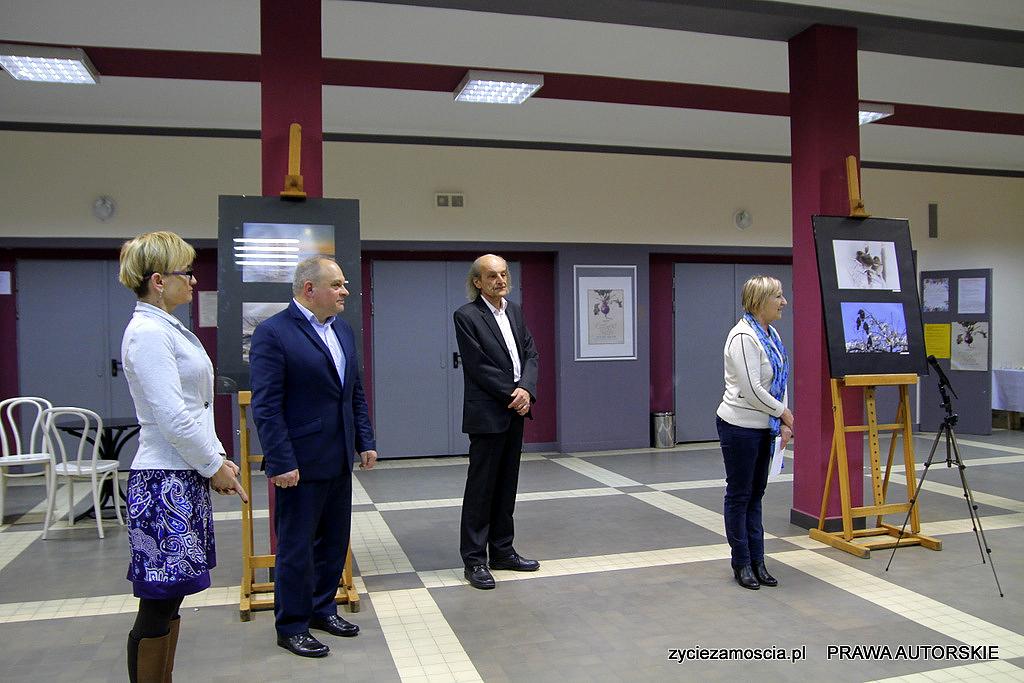 ZIMA – wernisaż wystawy Zamojskiej Grupy Twórczej w ZDK