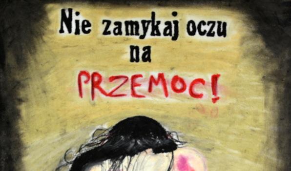 """IX Wojewódzki Konkurs Plastyczny  """"Przemocy mówię NIE – Zamość 2017"""""""