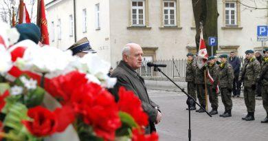 Narodowy Dzień Pamięci Żołnierzy Wyklętych – obchody w Zamościu
