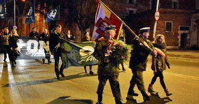 IV Zamojski Marsz Żołnierzy Wyklętych