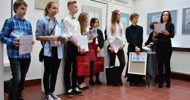 Zabytkowy Zamość – wystawa pokonkursowa w Galerii Patio