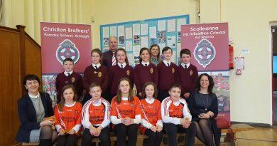 Uczniowie i nauczyciele z SP 2 w Zamościu na wyjeździe do Irlandii Północnej