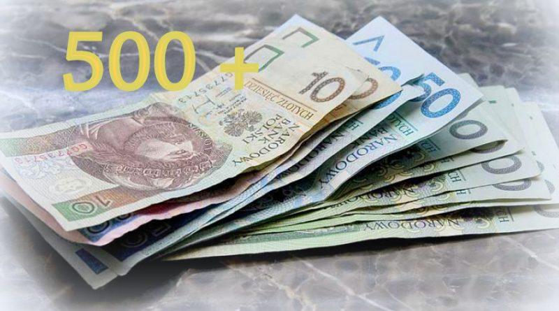 Wypłaty 500+ jeszcze przed Świętami Wielkanocnymi