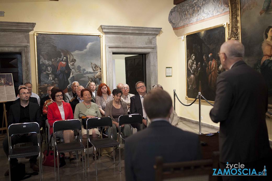 Wizyta konsula Austrii w Zamościu