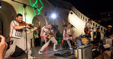 Joryj Kłoc – koncert na Rynku Wielkim