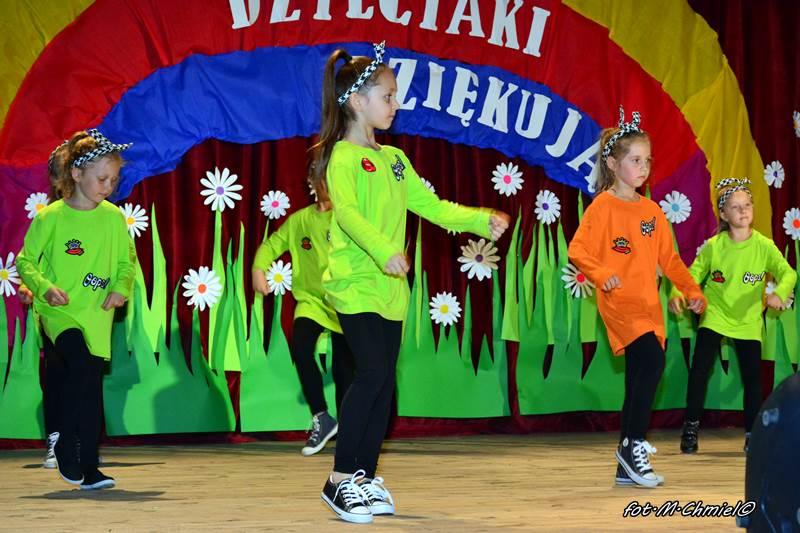 Dzieciaki Dziękują – podsumowanie zajęć w roku szkolnym 2016/2017