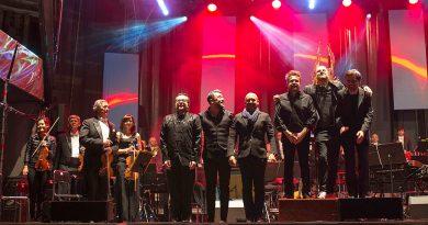 """11 Zamojski Festiwal Kultury – Koncert Galowy """"Dire Straits Symfonicznie"""""""