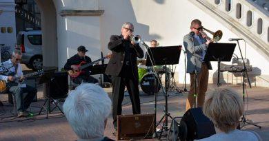 Muza na Kwadracie repertuarze jazzowym