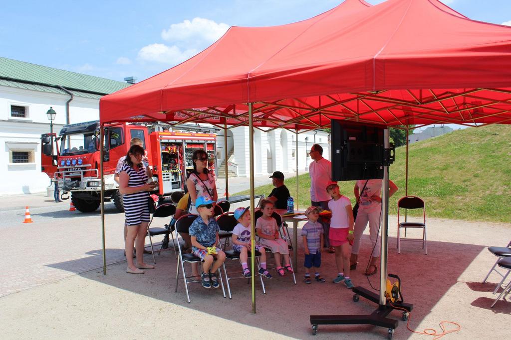 Piknik Rodzinny z okazji Dnia Dziecka w Muzeum
