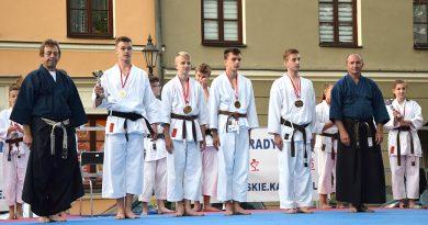 Puchar Roztocza dla Zamojskiego Klubu Karate Tradycyjnego